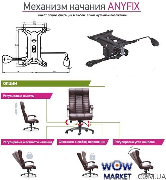 купить офисное кресло эконом