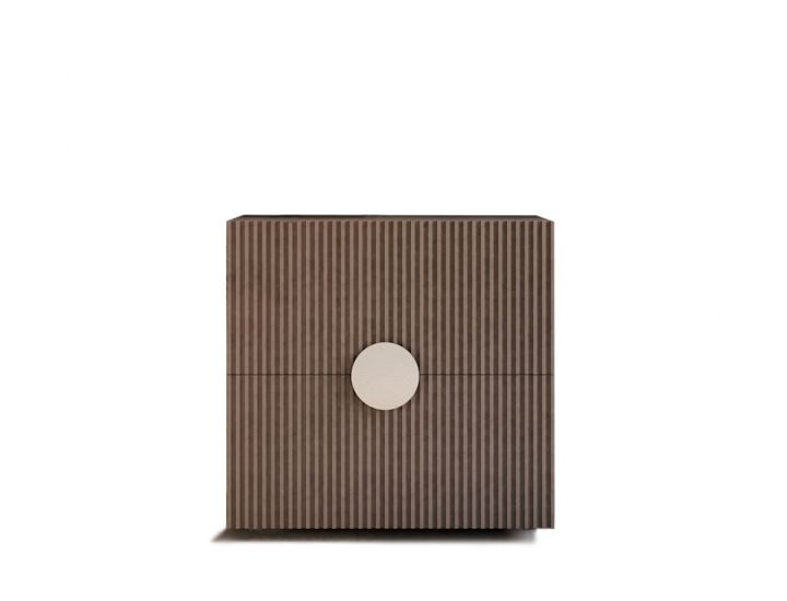 Комод WASHBOARD глиняный серый