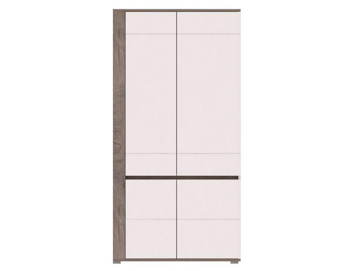 Шкаф для одежды двухдверный Ares (Арес) AS11