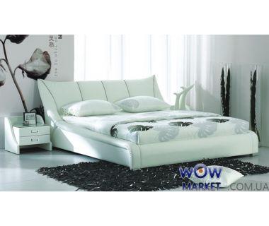 Кровать двуспальная 1007 Aonidisi 160х200см с подъемным механизмом