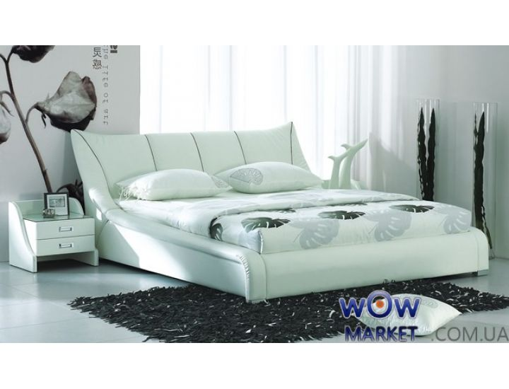 Кровать двуспальная 1007 Aonidisi 180х200см с подъемным механизмом Акорд