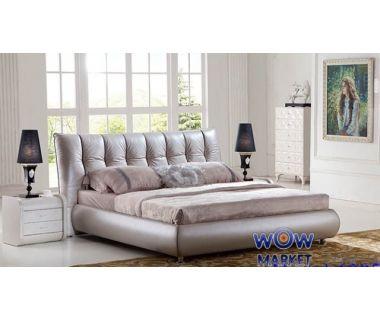 Кровать двуспальная 1205 Aonidisi 160х200см с подъемным механизмом Акорд