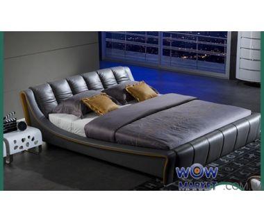 Кровать двуспальная AY315 Aonidisi 160х200см Акорд