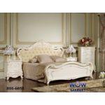 Кровать двуспальная Изабель (шампань) 160х200см Акорд
