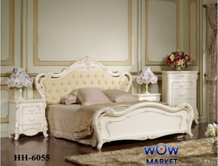 Кровать двуспальная Изабель (шампань) 180х200см Акорд