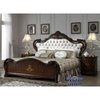 Кровать двуспальная CF 903 180х200см орех Акорд