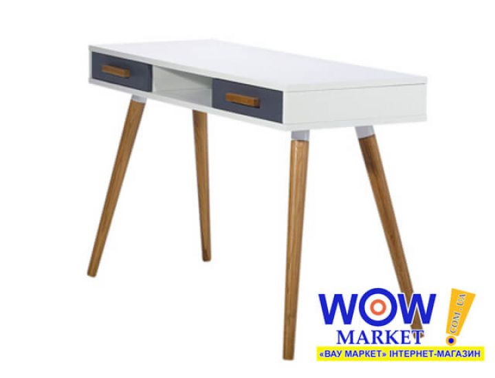 Письменный стол Meet S10 белый