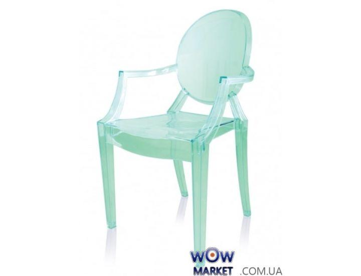 Кресло PC-09 прозрачно-зеленый Ак