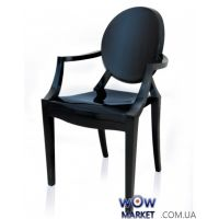 Кресло PC-09 черный Ак