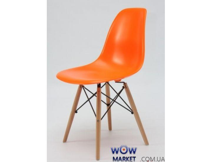 Стул AC-016W оранжевый Ак