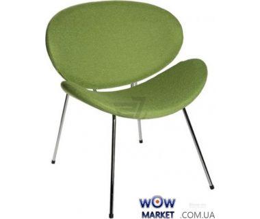 Стул Arena (Арена) зеленый ткань Акорд