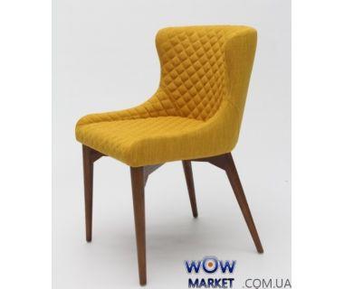 Кресло Rombo (Ромбо) желтый Акорд
