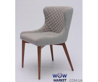 Кресло Rombo (Ромбо) светло-серый Акорд