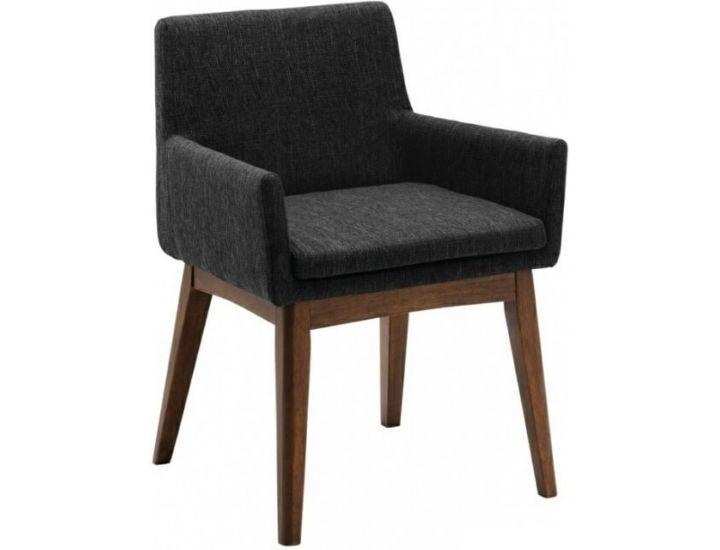 Деревянное мягкое кресло Chanel (Шанель) арт. 691