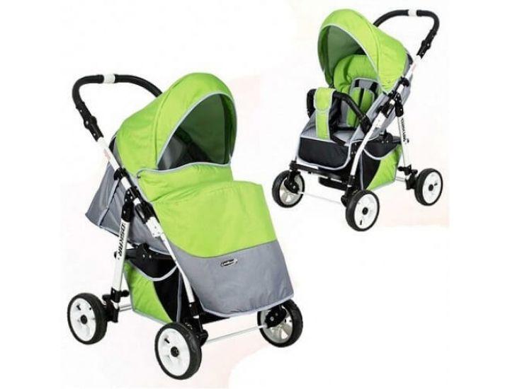 Прогулочная детская коляска ADBOR OSKAR Sport Standard-124