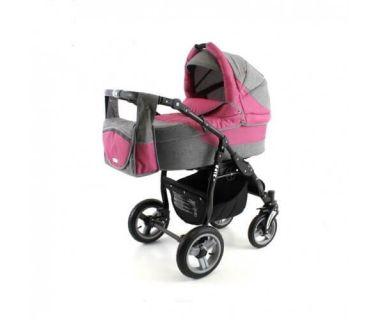 Детская коляска 2в1 ADBOR ZIPP 24