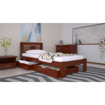 Кровать АрборДрев Шопен с ящиками