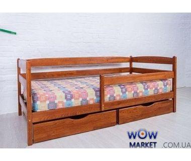 Кровать детская Аурель Марио Люкс 70х140см