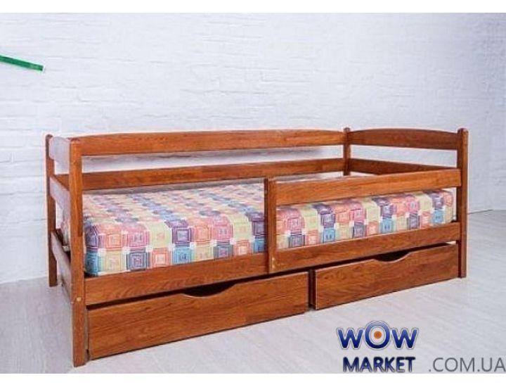 Кровать детская Аурель Марио Люкс 90х190(200)см
