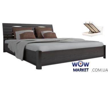 Кровать двуспальная Аурель Марита Люкс с подьемным механизмом 180х200(190)см