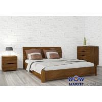 Кровать двуспальная Аурель Марита Люкс 180х190(200)см