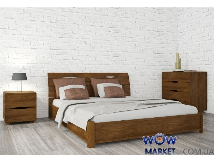 Кровать полуторная Аурель Марита Люкс 140х190(200)см