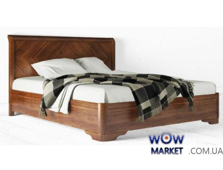 Кровать полуторная деревянная Аурель Милена 140х190(200)см