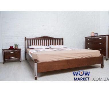 Кровать двуспальная Аурель Монако 160х200(190)см
