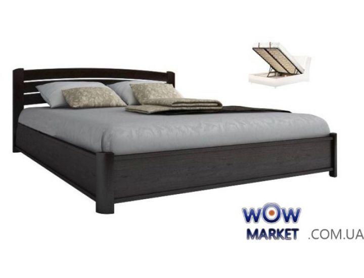 Кровать деревянная односпальная Аурель София Люкс с подьемным механизмом 190(200)х120 см