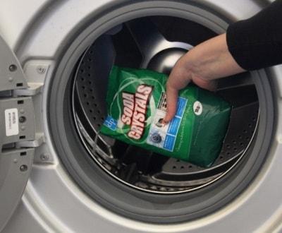Как очистить стиральную машинку