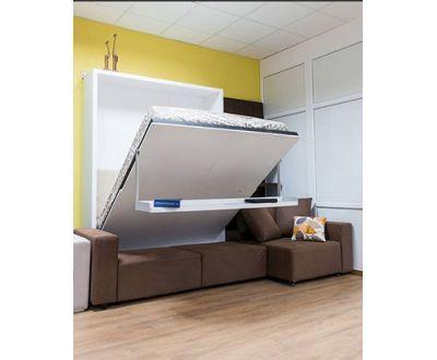 Мебель-трансформер - незаменимое решение для смарт-квартир площадью от 9 до 20 кв.м