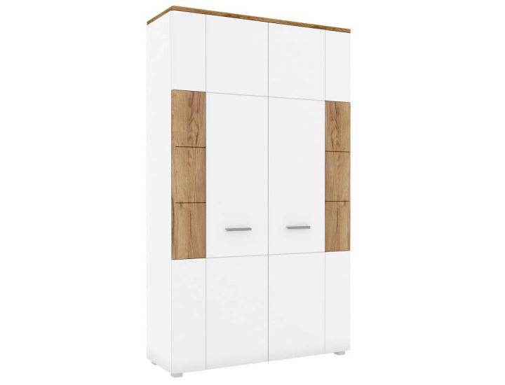 Шкаф для одежды четырехдверный Blonski Candy M