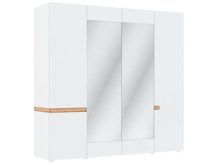Шкаф для одежды четырехдверный Blonski Letis R