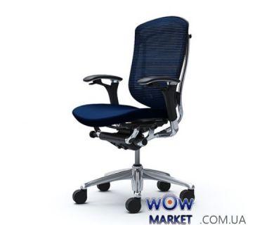 Кресло компьютерное Okamura Contessa (Окамура Контесса), сидение ткань