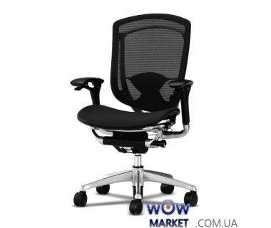 Кресло компьютерное Okamura Contessa (Окамура Контесса), черный