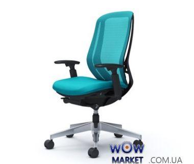 Кресло компьютерное Okamura Sylphy (Окамура Салфи), черный