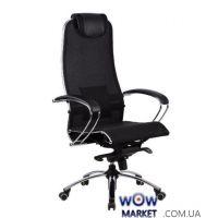 Кресло компьютерное Samurai S1 Black Plus (Самурай)