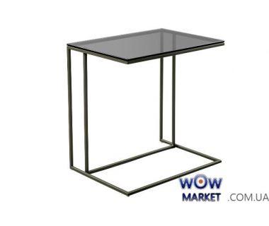Приставной столик Sharp (Шарп) 550*400*550мм (серый)