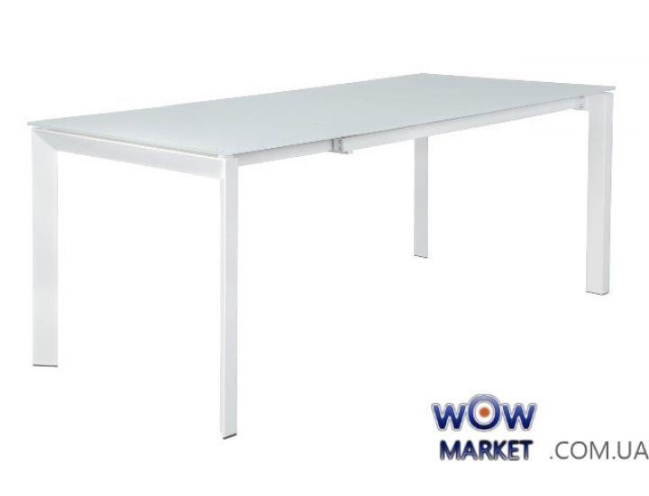 Стол обеденный раскладной White (Вайт)