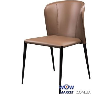 Кожаный стул Arthur (артур) капучино