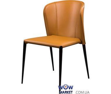 Кожаный стул Arthur (артур) светло-коричневый
