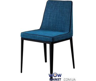 Мягкий стул из ткани Gentelman (Джентельмен) джинс