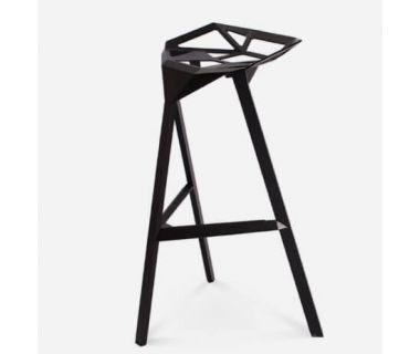 Стул барный Chair One Bar черный