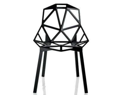 Стул Chair One черный