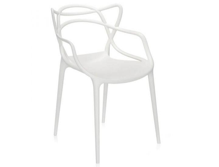 Стул Masters Chair белый