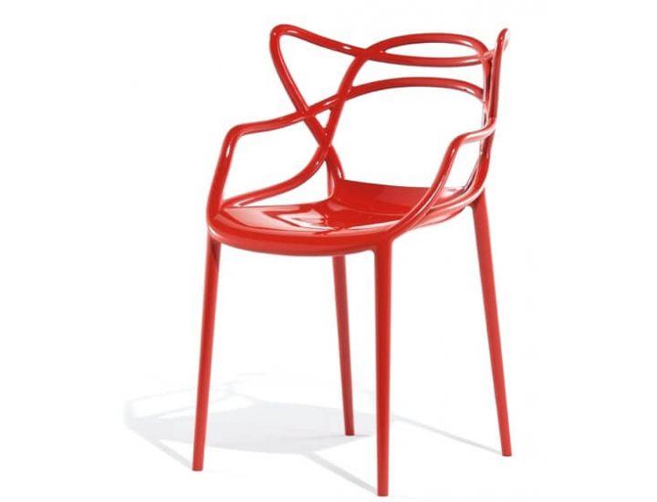 Стул Masters Chair красный