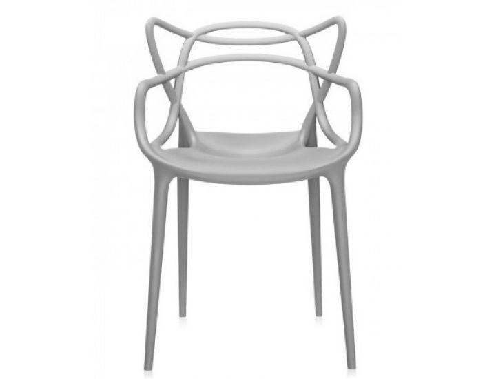 Стул Masters Chair серый