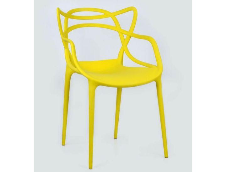 Стул Masters Chair желтый
