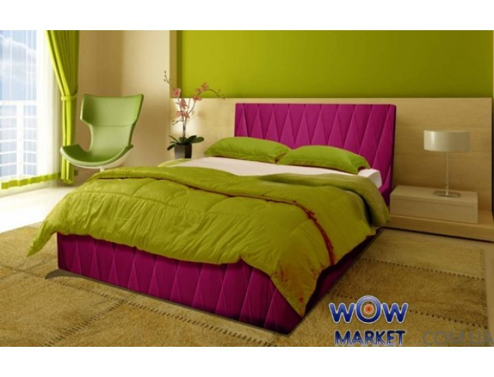 Кровать Полина 140х200см CORNERS (Корнерс)