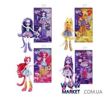 Май Литл Пони. Девочки Эквестерии. Набор Кукла-пони с аксессуарами, в ассорт. Hasbro (Хасбро)